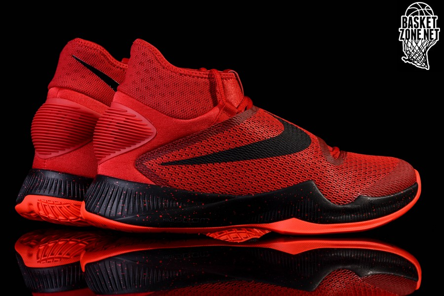 sports shoes be475 a283c NIKE ZOOM HYPERREV 2016  BLOODY RED . 820224-660