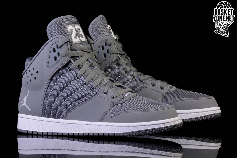 4d40174f9525f4 ... wholesale nike air jordan 1 flight 4 cool grey 332ff a01ad ...