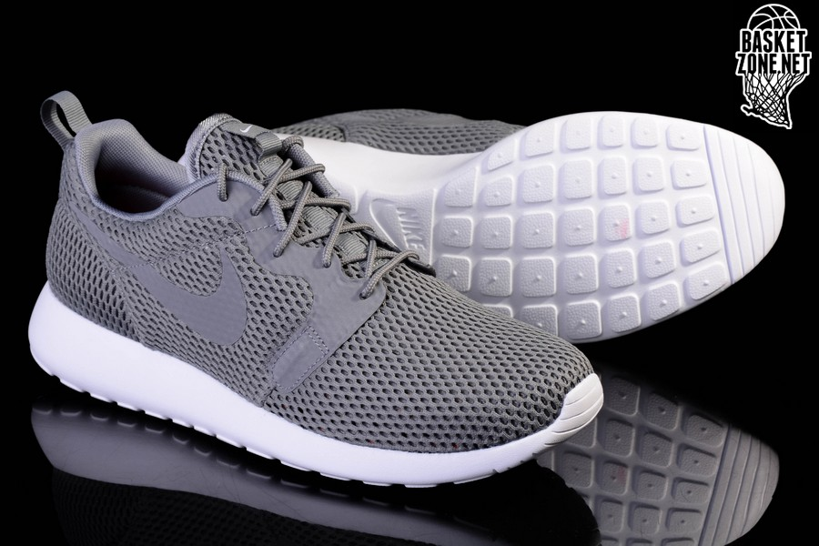 17e7f3ed7e36 NIKE ROSHE ONE HYPERFUSE BR COOL GREY price €77.50