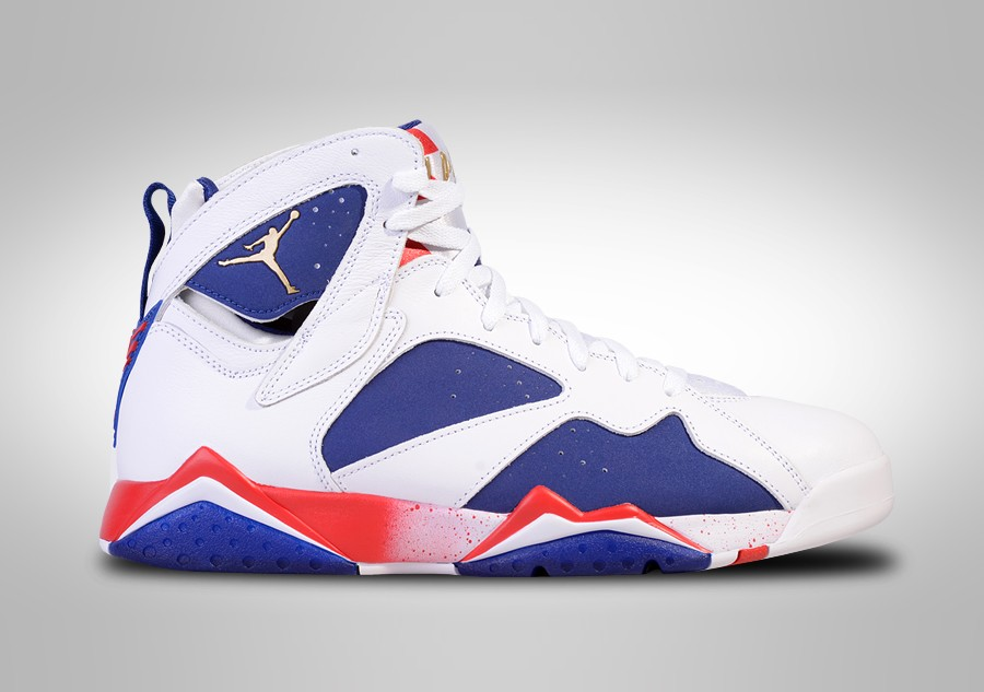 competitive price 3a55d db707 NIKE AIR JORDAN 7 RETRO OLYMPIC ALTERNATE