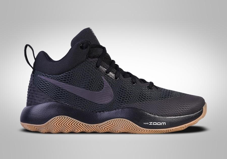 sports shoes 5a340 17b96 NIKE ZOOM REV 2017 BLACK GUM DEVIN BOOKER