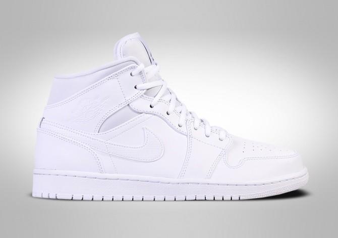 Triple Mid Nike SizePour Air €62 White Retro Jordan 1 Bgsmaller 6Y7gbfy