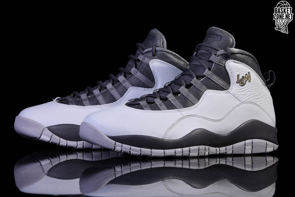 239f2e3530b NIKE AIR JORDAN 10 RETRO LONDON CITY PACK price €185.00