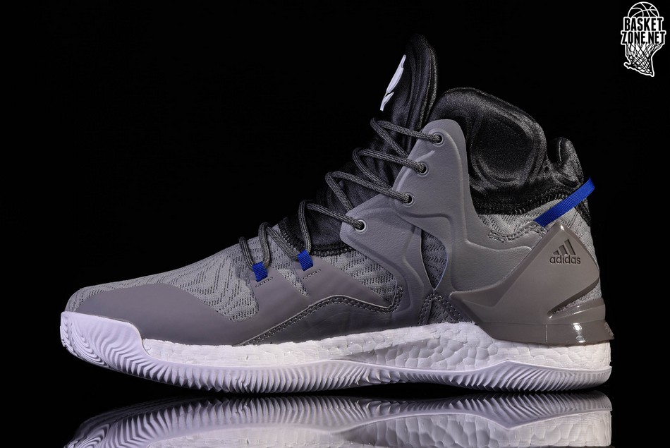 online store 2baa2 21711 ADIDAS D ROSE 7 PRIMEKNIT SOLID GREY