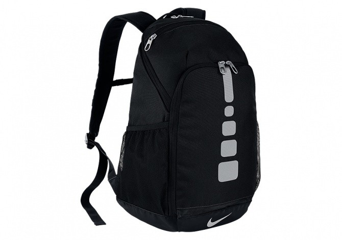 NIKE HOOPS ELITE VARSITY BASKETBALL BACKPACK BLACK