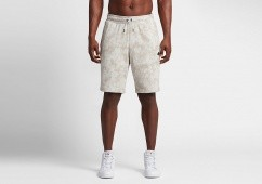 NIKE AIR JORDAN FADEAWAY SHORT LIGHT BONE
