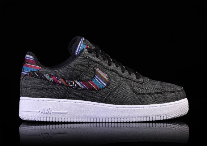 NIKE AIR FORCE 1 '07 LV8 AFRO PUNK PACK