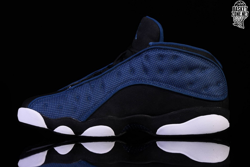 new product 0f352 3a586 ... discount code for nike air jordan 13 retro low brave blue d3b7c d3855