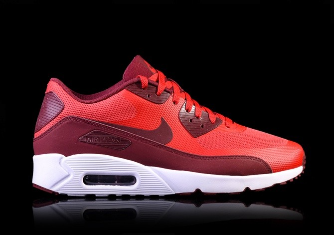 NIKE AIR MAX 90 ULTRA 2.0 ESSENTIAL UNIVERSITY RED per €117