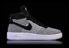 NIKE AIR FORCE 1 ULTRA FLYKNIT LOW BLACK price €122.50