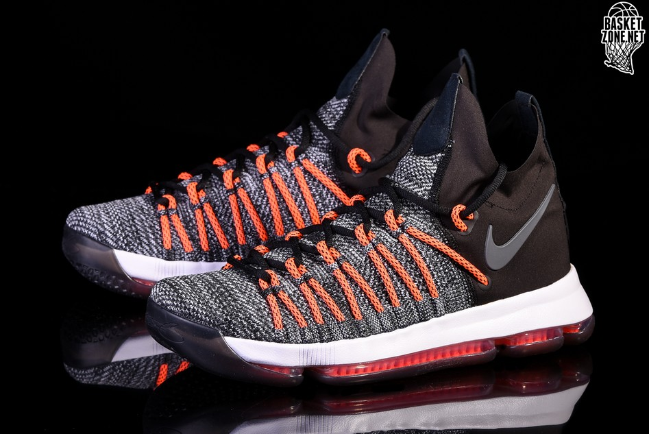 8c8f0b69e2f1 official store nike zoom kd 9 elite hyper orange 4e44a c6514