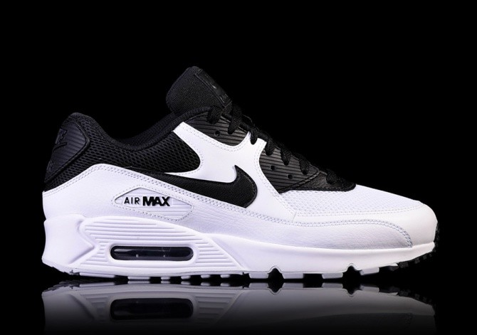 NIKE AIR MAX 90 ESSENTIAL BLACK&WHITE