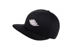 NIKE AIR JORDAN WINGS STRAPBACK HAT BLACK
