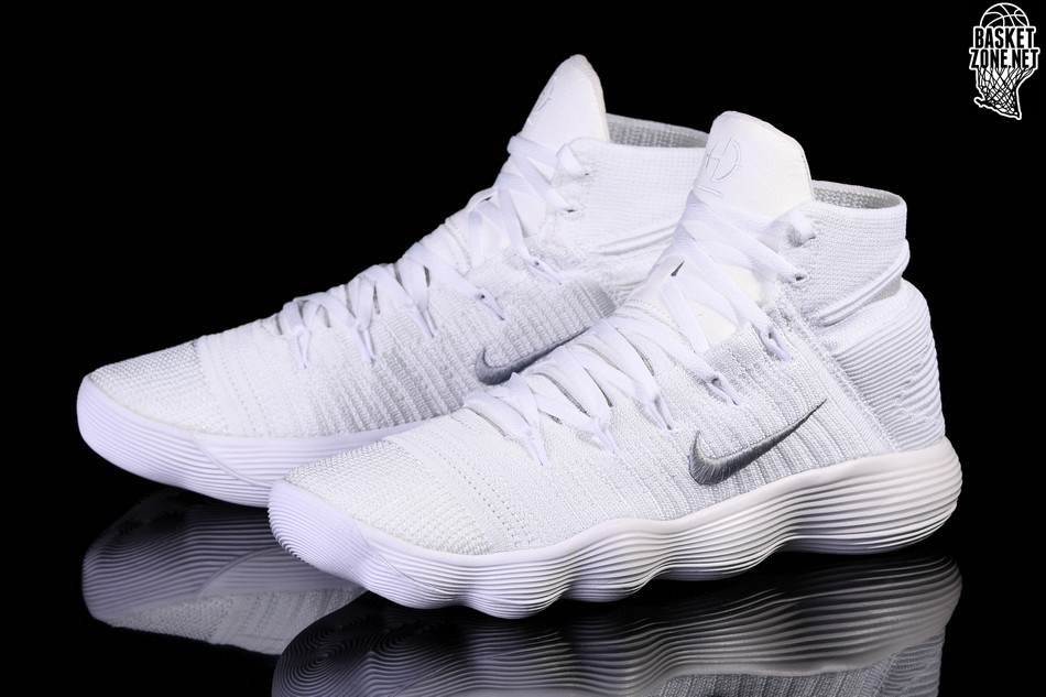 the latest ac9c8 41c62 ... new zealand nike hyperdunk 2017 flyknit triple white a2699 a398a