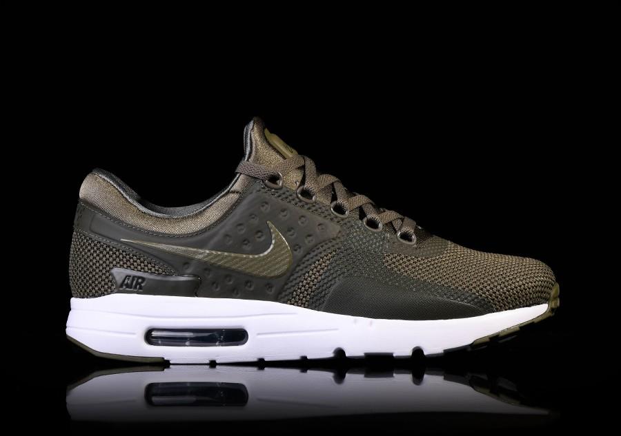 Zapatilla Nike Air Max Zero Essential Medium Olive Medium