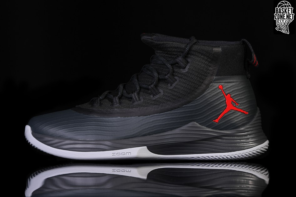 1f5f48b27e5 NIKE AIR JORDAN ULTRA.FLY 2 ANTHRACITE RED JIMMY BUTLER price €97.50 ...