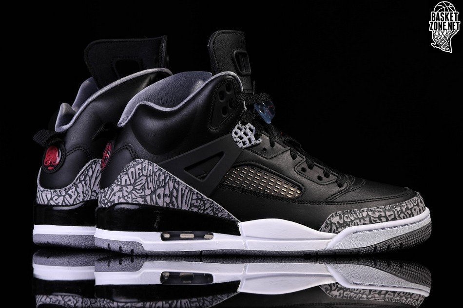 ffc43f6f0032 NIKE AIR JORDAN SPIZIKE BLACK CEMENT BG price €105.00