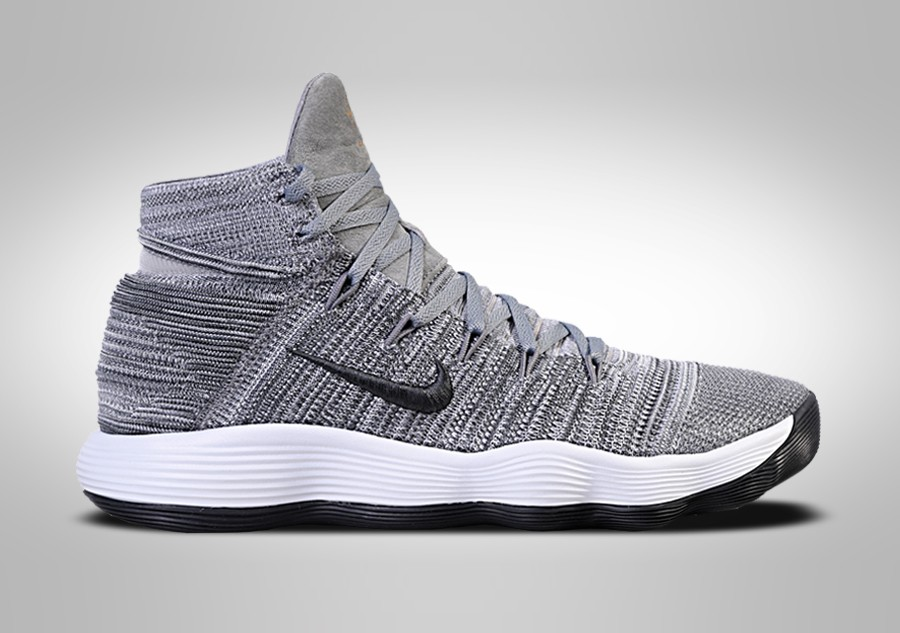 low priced d8ae0 197fb NIKE HYPERDUNK 2017 FLYKNIT COOL GREY