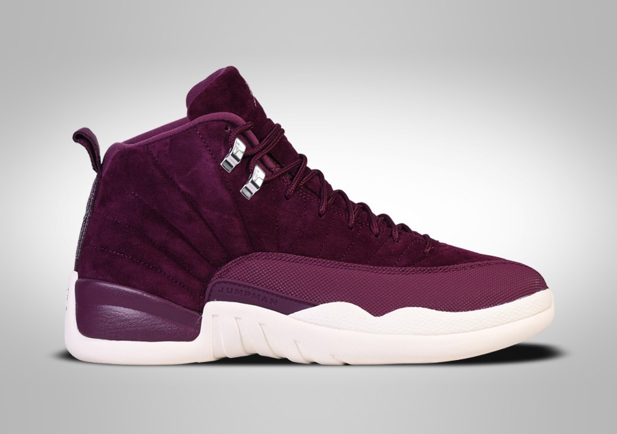 huge discount dbd2c d1eac NIKE AIR JORDAN 12 RETRO BORDEAUX per €185,00   Basketzone.net
