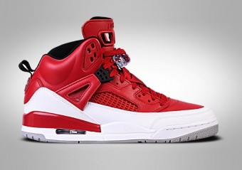 0d600f0d42fec ZAPATILLAS DE BALONCESTO. NIKE AIR JORDAN SPIZIKE GYM RED