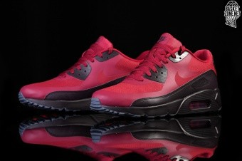 newest cdbf8 1e1d7 NIKE AIR MAX 90 ULTRA 2.0 ESSENTIAL NOBLE RED