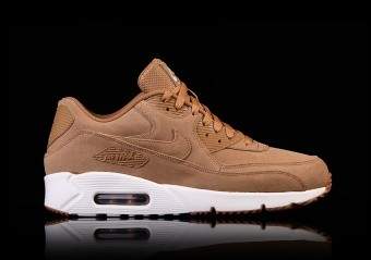 new products 33067 5b99a NIKE AIR MAX 90 ULTRA 2.0 LEATHER FLAX