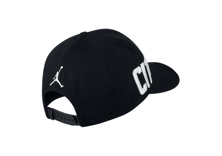 7cad11d50528 NIKE AIR JORDAN JUMPMAN CLASSIC99  CITY OF FLIGHT  CAP BLACK per €32 ...