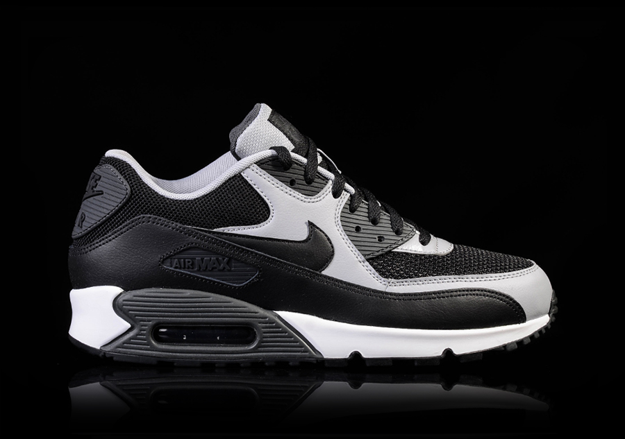 Nike Air Max 90 Essential BlackCool GreyAnthraciteWhite