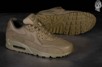 best sneakers 795d5 6643a NIKE AIR MAX 90 PREMIUM NEUTRAL OLIVE