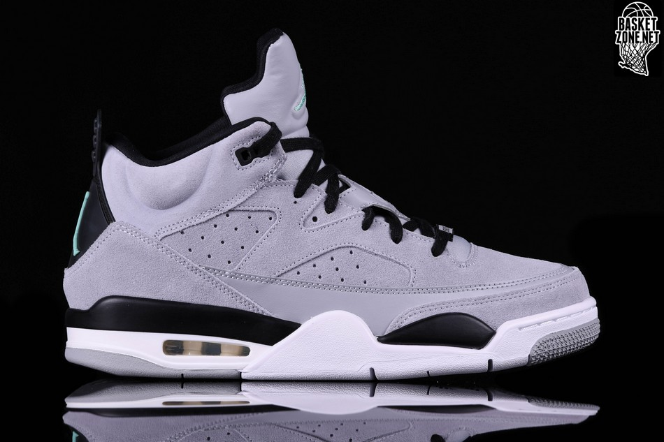 save off 9f39f 7870a NIKE AIR JORDAN SON OF LOW WOLF GREY