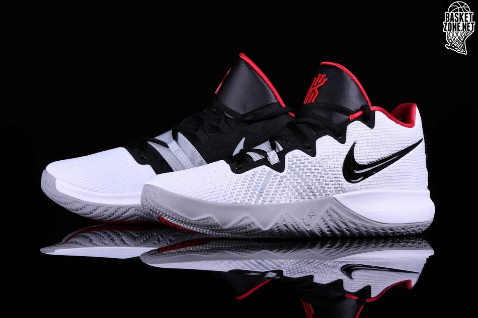 ac8808b47e50 NIKE KYRIE FLYTRAP WHITE BLACK UNIVERSITY RED price  92.50 ...