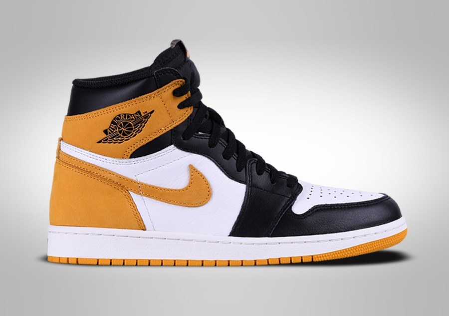 NIKE AIR JORDAN 1 RETRO HIGH OG YELLOW OCHRE price €332.50 ...