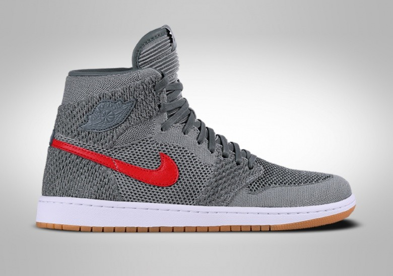 low priced 7a3ae 0fa36 NIKE AIR JORDAN 1 RETRO HIGH FLYKNIT CLAY GREEN voor €137,50 ...