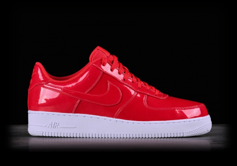 696df1f3fa NIKE AIR FORCE 1 '07 LV8 UV SIREN RED price €95.00 | Basketzone.net