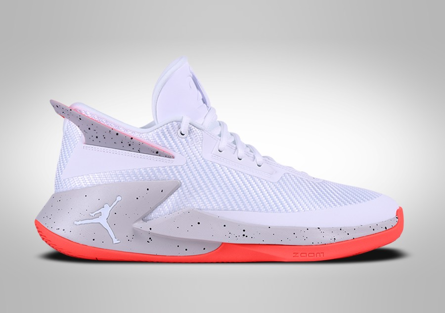 0de19eb3fe6ada NIKE AIR JORDAN FLY LOCKDOWN WHITE INFRARED 23 price €92.50 ...