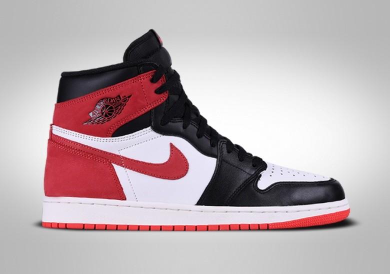 Nike 1 Retro Og Red Track Pour Air Jordan High doeCrxB