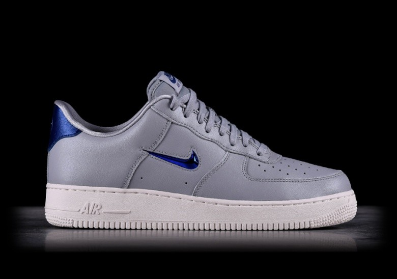 new concept aa52c 993db NIKE AIR FORCE 1  07 LV8 LEATHER JEWEL