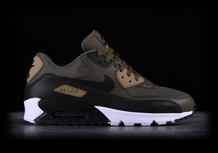 Pulido Inapropiado aleatorio  NIKE AIR MAX 90 ESSENTIAL MEDIUM OLIVE price €129.00 | Basketzone.net
