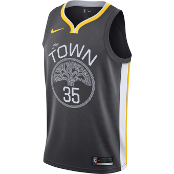 NIKE NBA GOLDEN STATE WARRIORS KEVIN DURANT SWINGMAN JERSEY