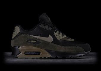 sports shoes 36499 5ab4e NIKE AIR MAX 90 LEATHER MEDIUM OLIVE
