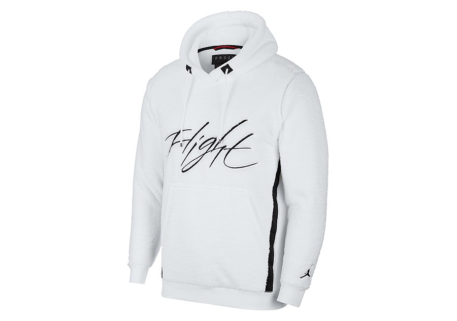 b339db8ac166 NIKE AIR JORDAN SPORTSWEAR WINGS OF FLIGHT HOODIE WHITE price €99.00 ...