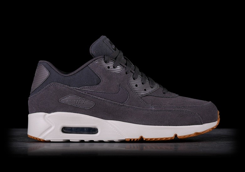 3acd0a2207905 NIKE AIR MAX 90 ULTRA 2.0 LTR THUNDER GREY pour €142,50   Basketzone.net