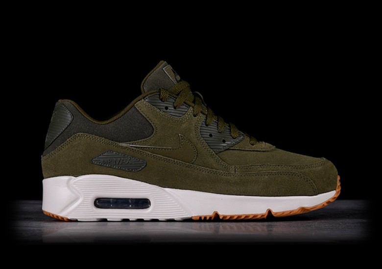 reputable site 76e85 c9a55 NIKE AIR MAX 90 ULTRA 2.0 LTR OLIVE CANVAS pour €127,50 | Basketzone.net
