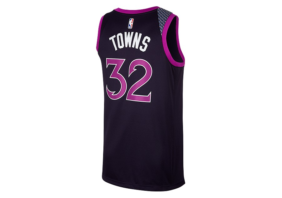 Nike Nba Minnesota Timberwolves Karl Anthony Towns Swingman Jersey