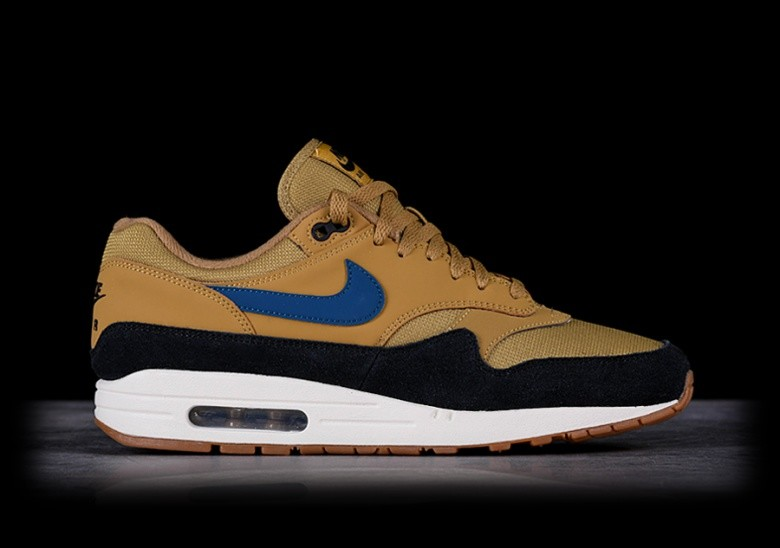 reputable site 571ab f44d2 NIKE AIR MAX 1 GOLDEN MOSS