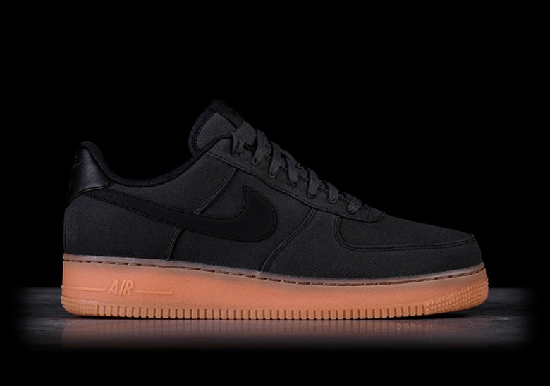 NIKE AIR FORCE 1 '07 LV8 STYLE BLACK