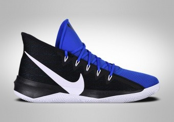 NIKE ZOOM EVIDENCE III BLACK PHOTO BLUE