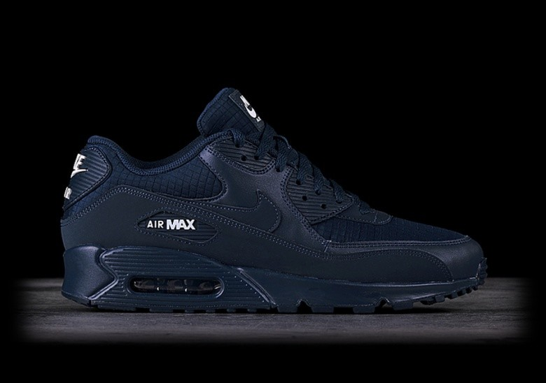 new styles 5e32c eb81e NIKE AIR MAX 90 ESSENTIAL MIDNIGHT NAVY für 1962,50R   Basketzone.net