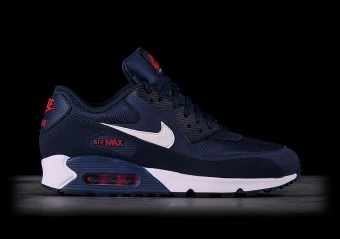 check out bbbfe 9d690 NIKE AIR MAX 90 ESSENTIAL WHITE PHOTO BLUE price €109.00   Basketzone.net