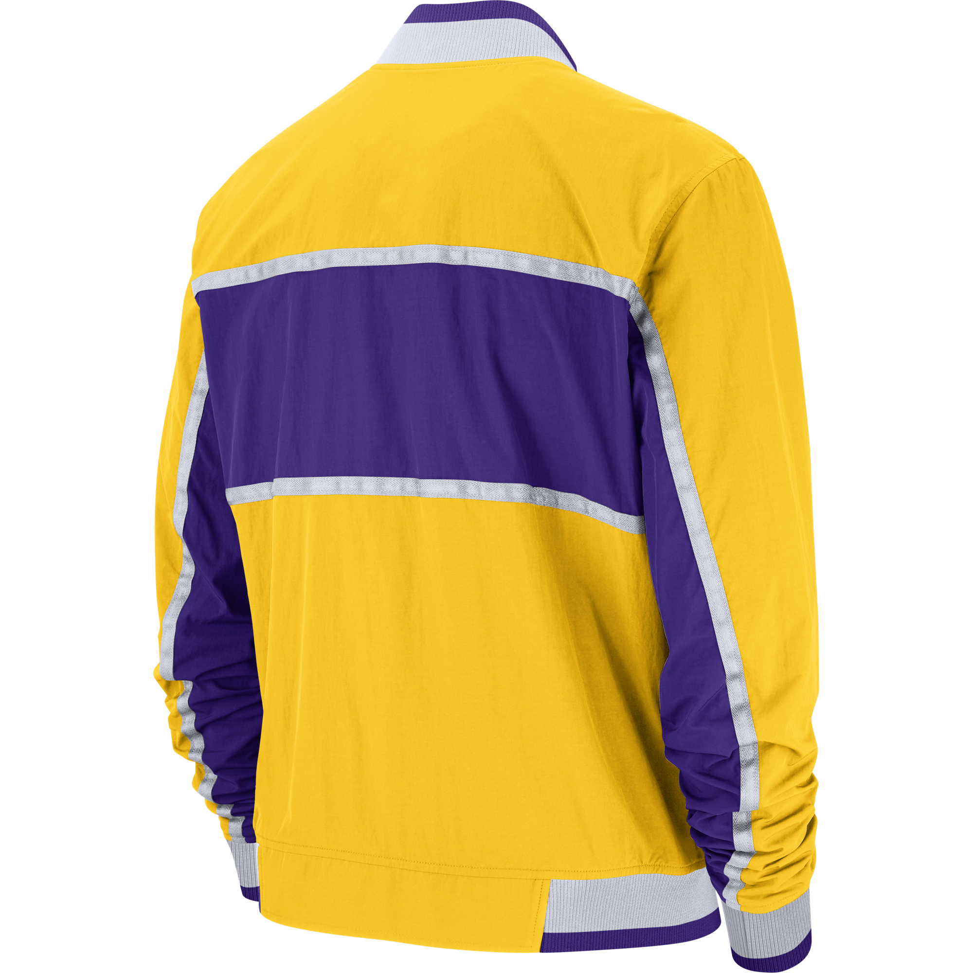84d062a8c NIKE NBA LOS ANGELES LAKERS COURTSIDE ICON JACKET for £130.00 ...